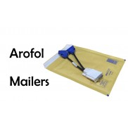 Arofol Bubble Lined Mailers